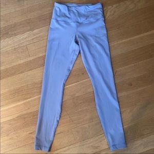 NWOT Lavender Athletic Leggings